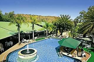 Bild von Alice Springs Resort