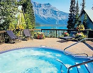 Bild von Emerald Lake Lodge